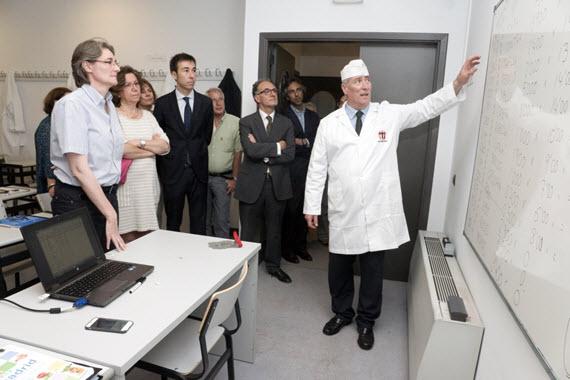 El Centro de Formación de Mercamadrid como escuela especializada en oficios del sector alimentario