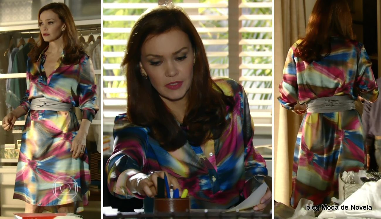 moda da novela Em Família - look da Helena dia 3 de junho