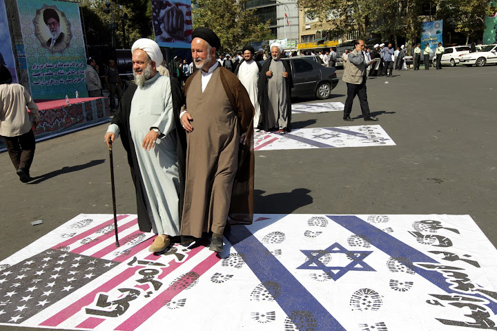 What has Islam to do with destroying Israel?