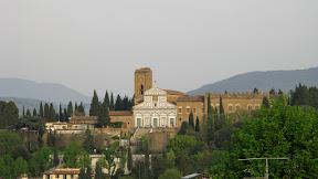 San Miniato al Monte from Forte Belvedere