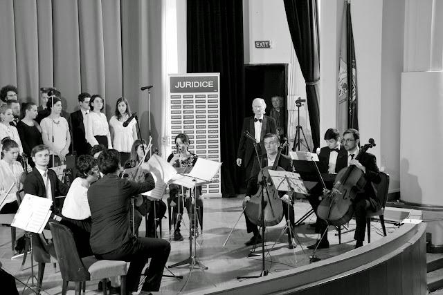 Concertul de Pasti, Corul si Orchestra Universitatii din Bucuresti (2015.04.07) - (1)