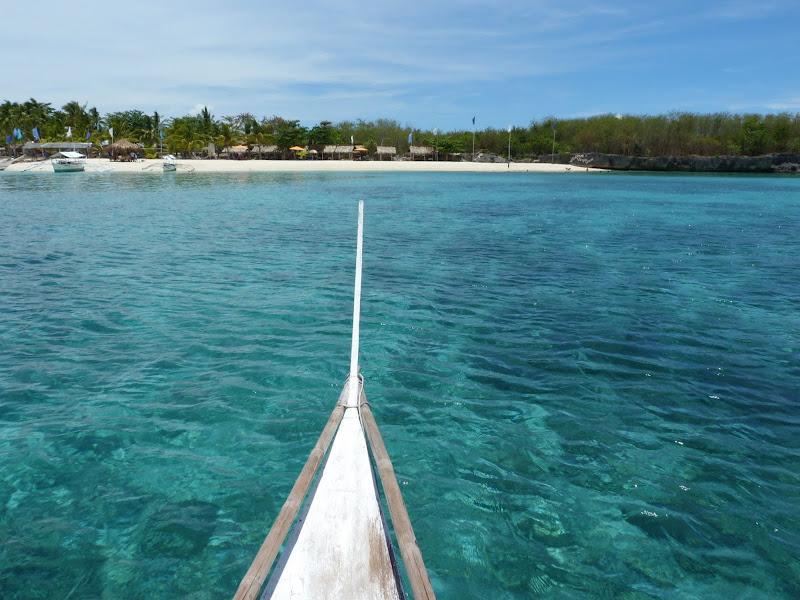 Virgin island en vue