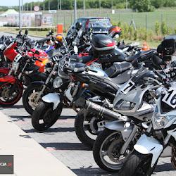 """Fotorelacja ze """" Szlifowania Motocyklowego"""" organizowanego przez Moto- Sekcje, 10.06.2017r na Torze ODTJ Lublin"""
