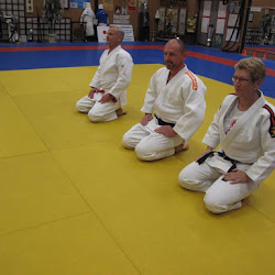 Kodokan Kata training Kai-In-Sho Roermond 16 april 2016