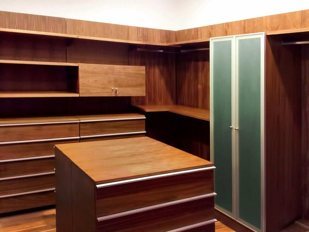 Closets y vestidores minimalistas 100 configurables for Closet minimalistas para recamaras