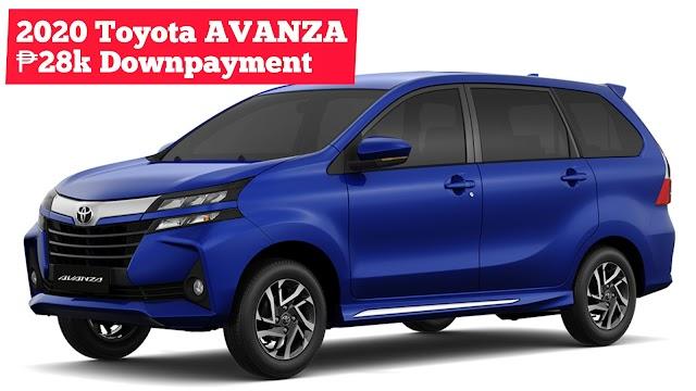 2020 Toyota AVANZA MPV Low Downpayment Installment Promos | Toyota Batangas City