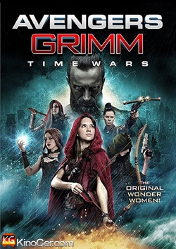 Avengers Grimm 2 - Time Wars (2018)