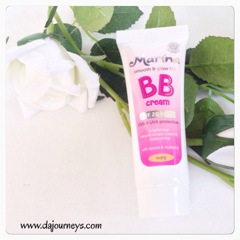 [Review] Marina Smooth and Glow BB Cream