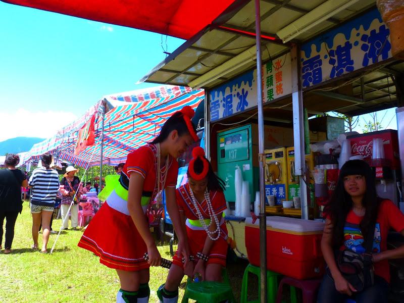 Hualien County. De Liyu lake à Guangfu, Taipinlang ( festival AMIS) Fongbin et retour J 5 - P1240482.JPG