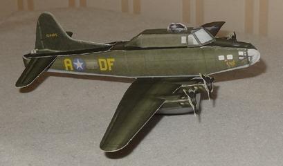 1938 Boeing B-17
