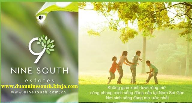 Dự án Nine South Estates ngay tại đại lộ Nguyễn Hữu Thọ giá siêu rẻ
