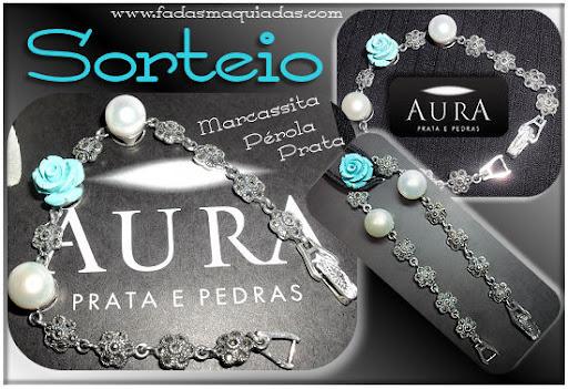 Sorteio Pulseira de Prata by Aura Prata