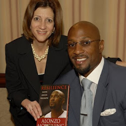 Alonzo Mourning Book Signing and Luncheon 1/29/09