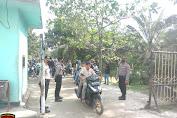 Kapolsek Indrapura Ajak Pengunjung Objek Wisata, Tetap Ikuti Protokol Kesehatan dan Displin