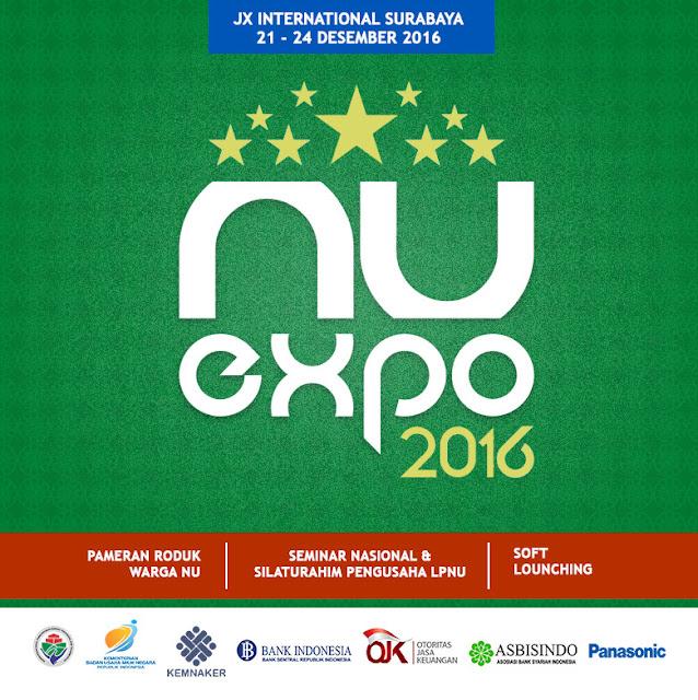 """Pengusaha Muslim dan Komunitas Santri Bergabung dalam """"NU EXPO 2112"""""""
