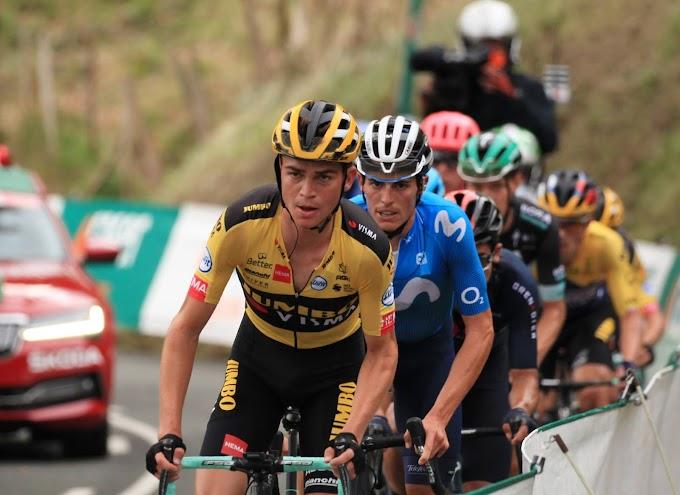 Las fotos desde la 1ª a la 5ª etapa de la Vuelta a España 2020 - Fotos Ciclismo González