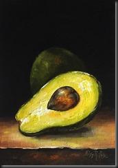 Avocado on Dark New