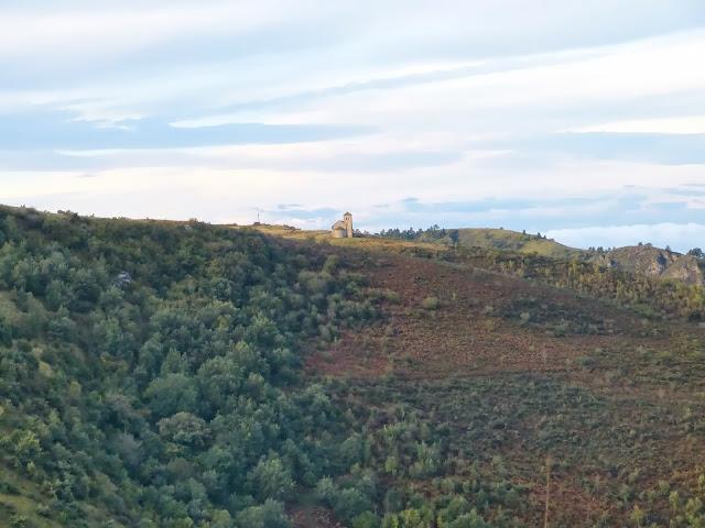 Trail du rampaillou château de contrast