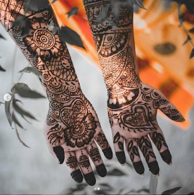 Ceremonia de la Henna