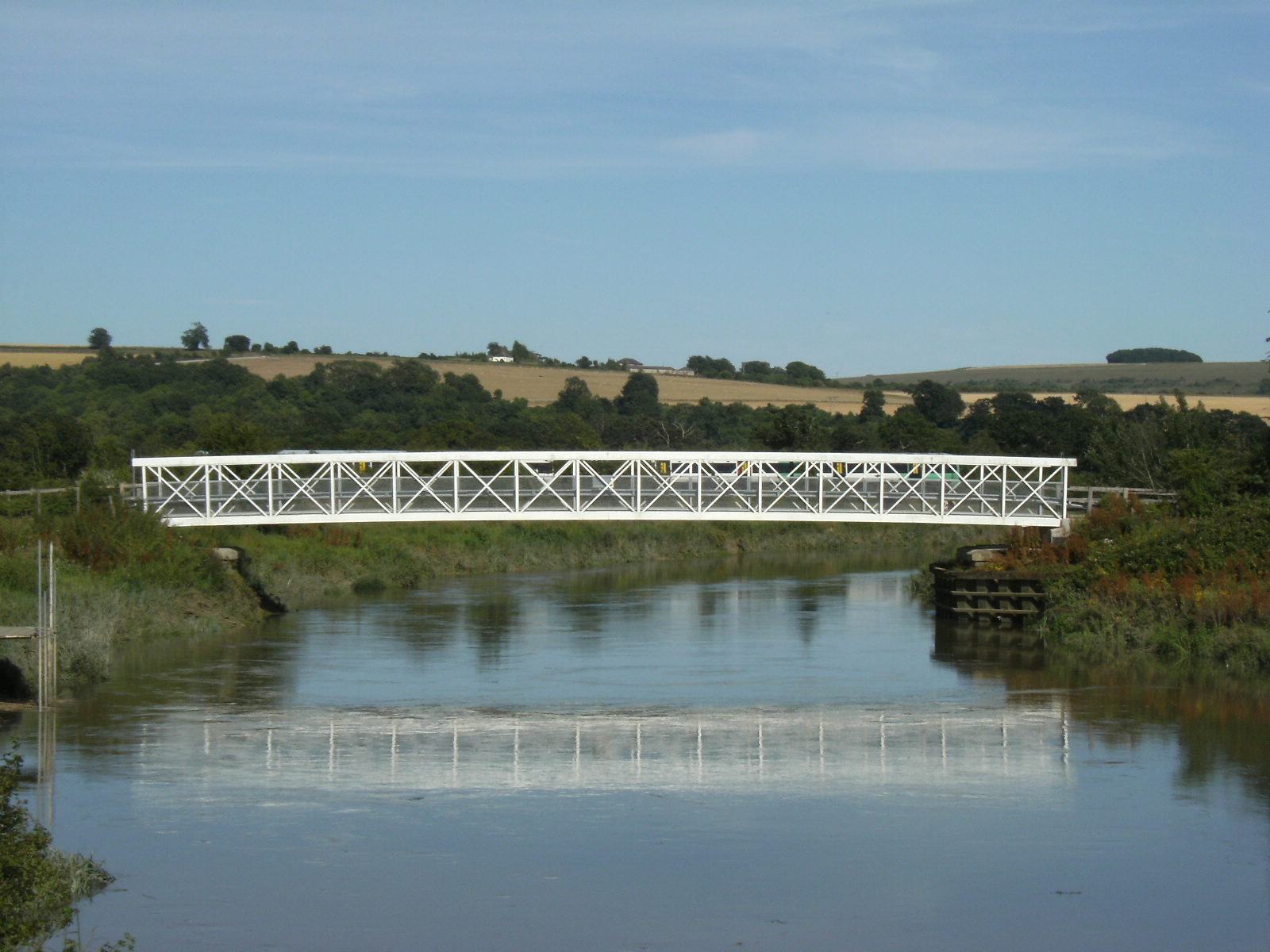 1007190184 New bridge at South Stoke