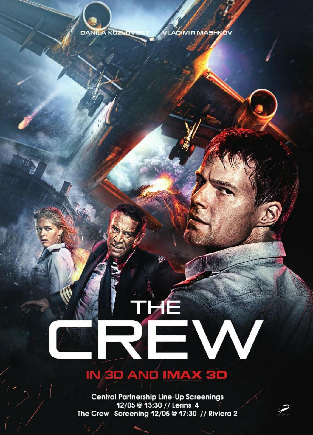 Phi hành đoàn quả cảm - Flight Crew (2016)