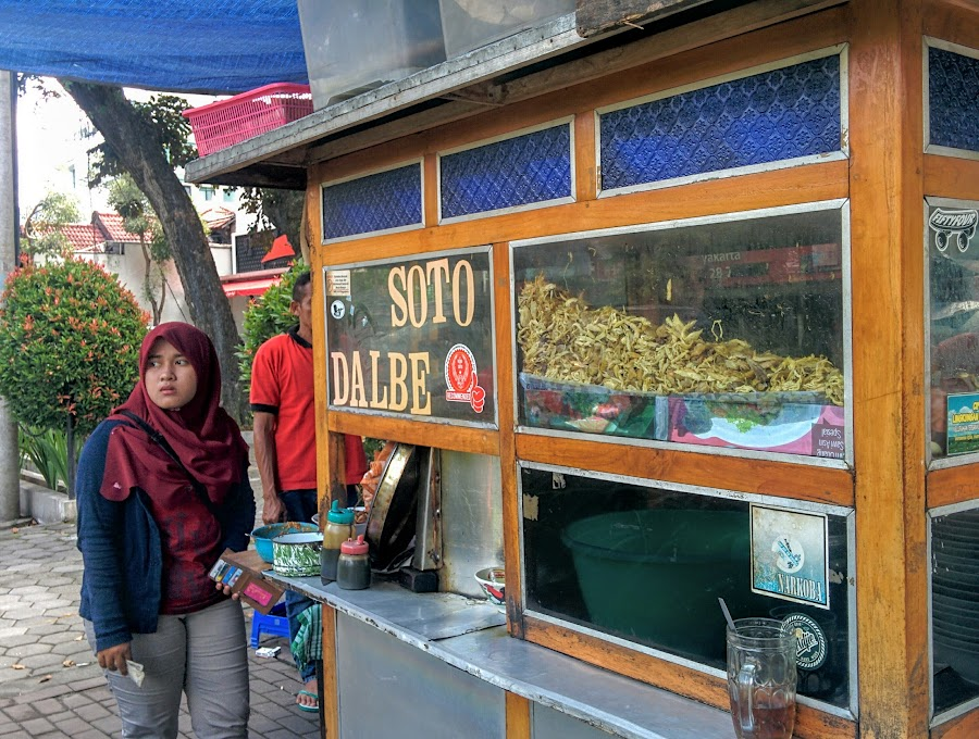 Soto Ayam Kampung Pak Dalbe