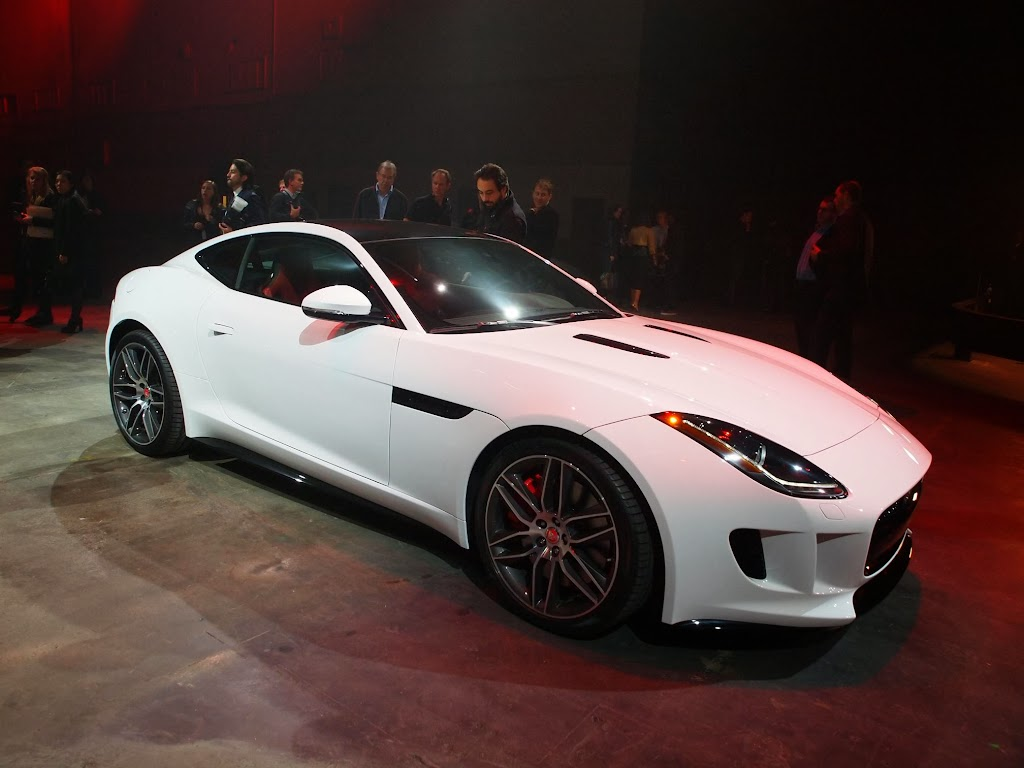 Jaguar F-Type Coupe 7