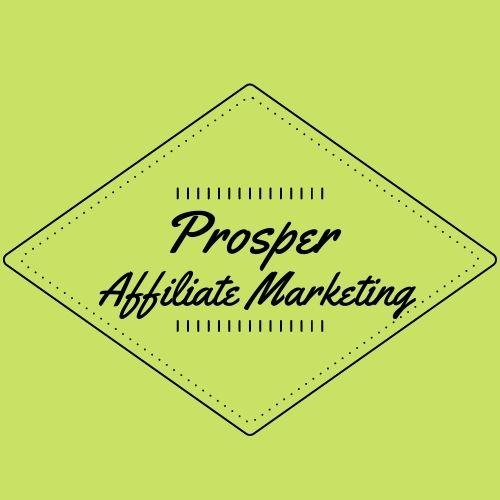 Prosper Affiliate Marketing