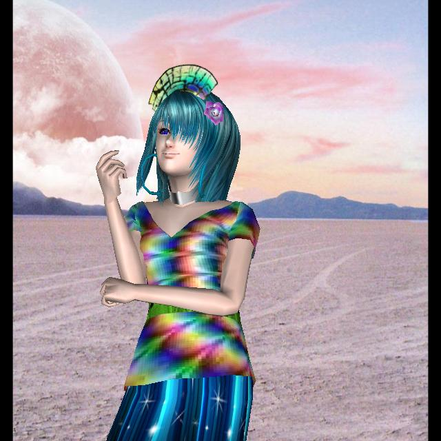 Style Me Girl Level 14 - Galactic - Madison