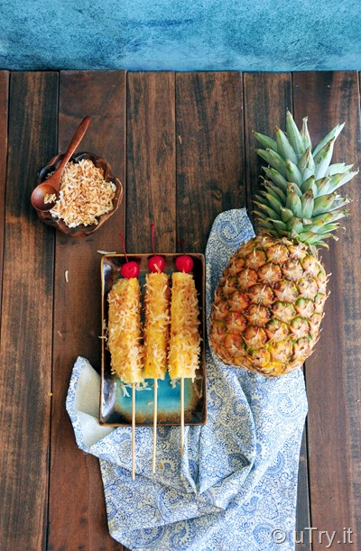 How to Make Piña Colada Poptails   http://uTry.it