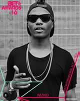 #BETAWARDS: Vote Wizkid As The Best International Act For Africa