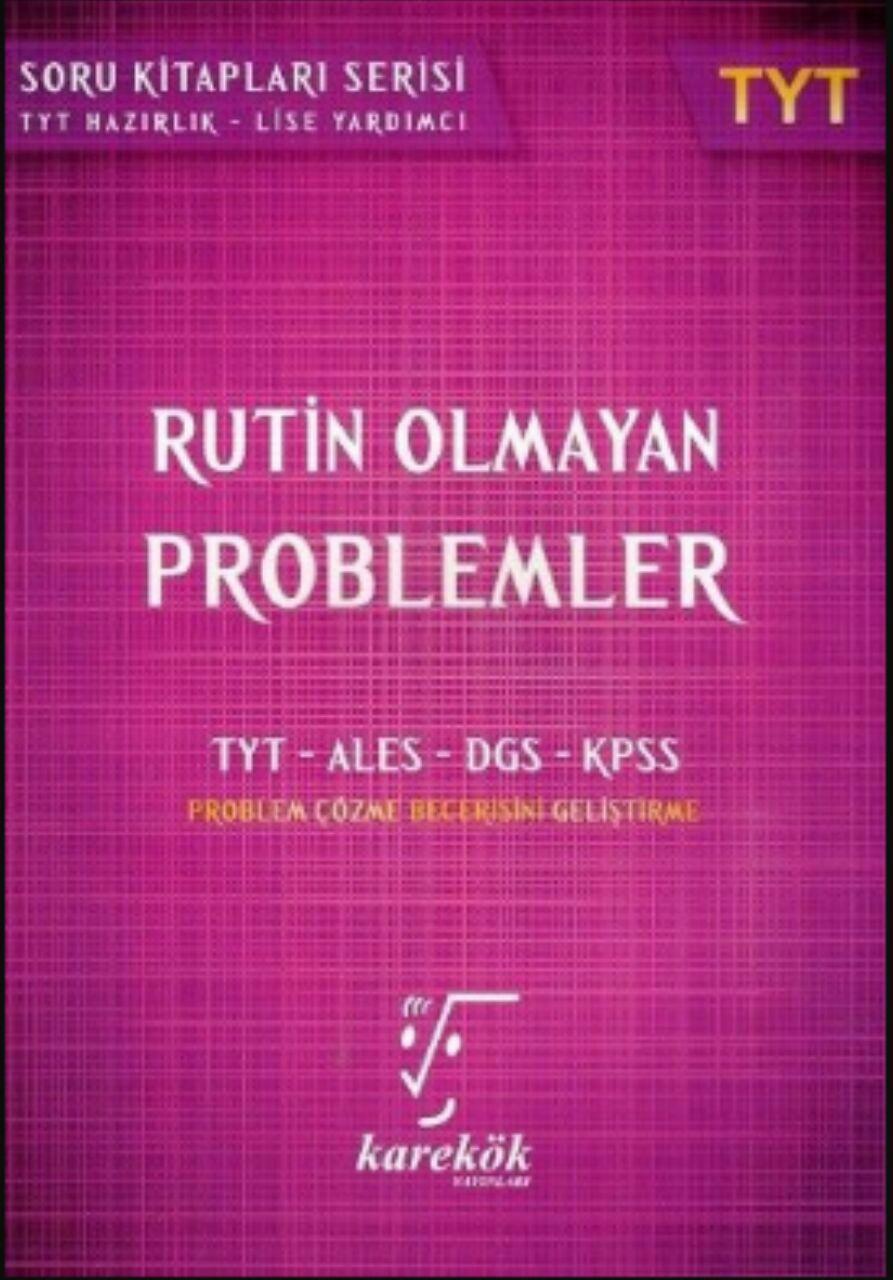 Birey Yayınları A Serisi Temel Matematik