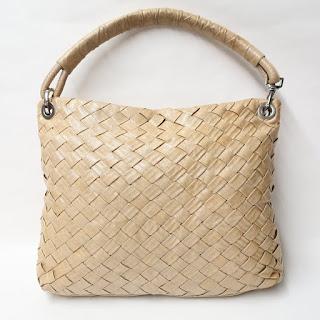 Sondra Roberts Woven Shoulder Bag
