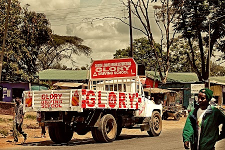 Glory Driving School