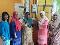 Majlis Perpisahan KB Sains Math: Pn Noor Aini Ibrahim