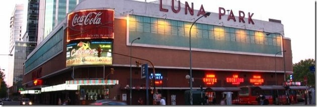 Luna Park Argentina 2017
