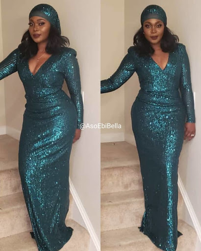 #EsbMallfablook Vol7 – the best of the week's Trendy Aso Ebi Styles For All Time