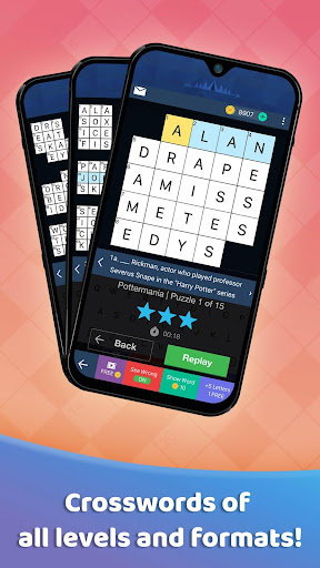 Crossword Explorer screenshots 3