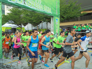Go Green Run 2016 (CrE)
