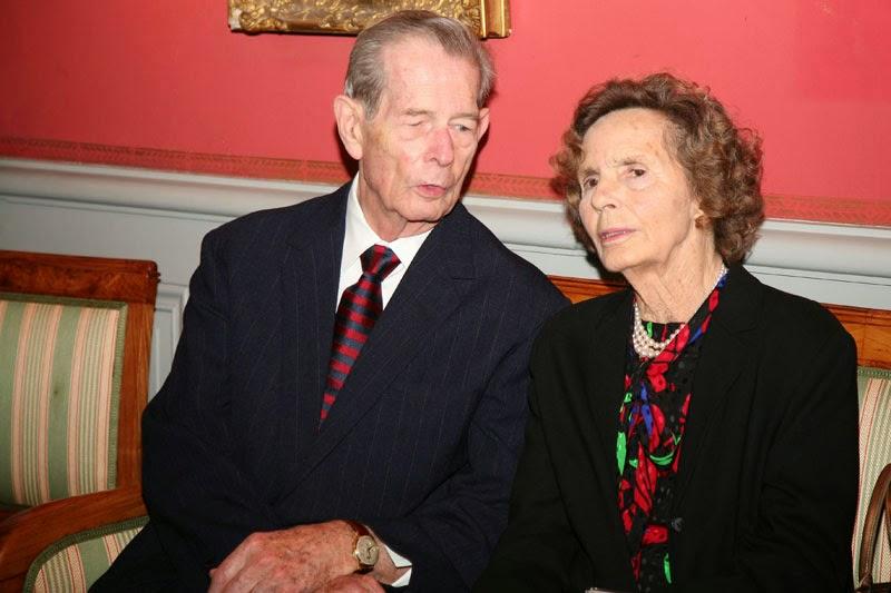 Regele Mihai si Regina Ana