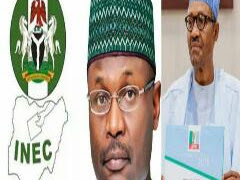 JUST IN: Finally President Buhari Submitted His WEAC Results As INEC Speaks (Photo)...see his results