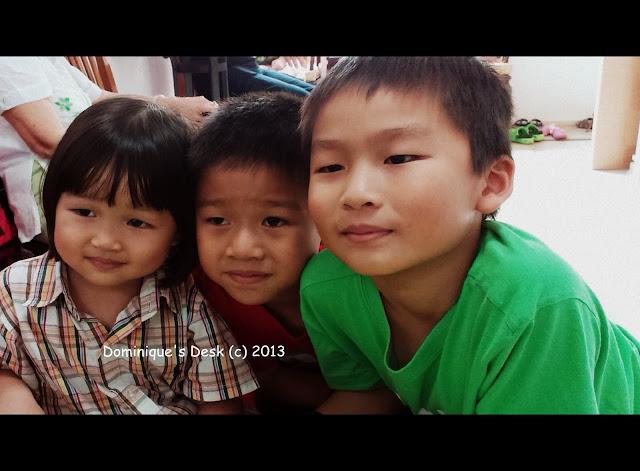 My 3 kids