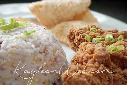 Sahur dan Buka Puasa dengan Kongbap, membuat Nasi menjadi lebih sehat kaya serat