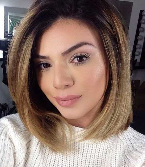 trendy short haircuts for women 2016