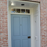 Nothing feels as nice, smooth and slick to the touch as Fine Paints of Europe enamel on a front door!