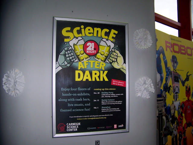 Special programs. A Guide to Exploring the Carnegie Science Center