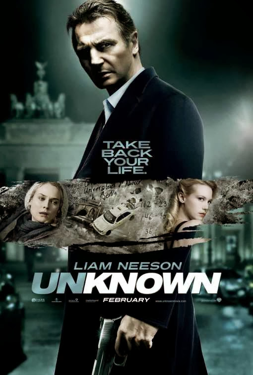Poster Of Unknown (2011) Full Movie Hindi Dubbed Free Download Watch Online At Alldownloads4u.Com