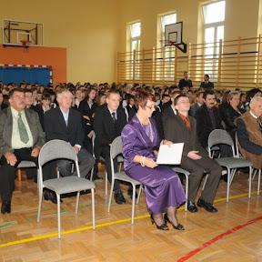 Uroczystość nadania szkole imienia rtm. Witolda Pileckiego - 26 października 2009