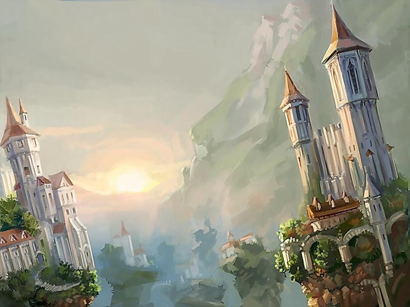 Mystical Lands Of Deep, Magick Lands 1