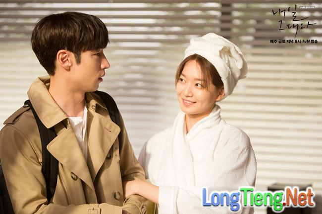 """5 lí do khiến """"Tomorrow with You"""" mất khán giả dù đã có mỹ nhân Shin Min Ah - Ảnh 4."""
